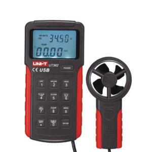 Anemómetro Unit UT362