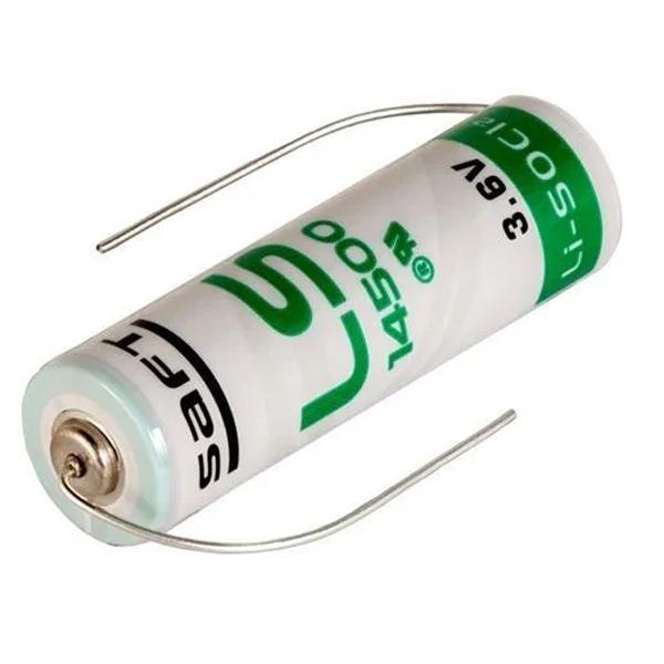 Batería Axial De Litio 3.6 V AA 2.6 Ah LS14500