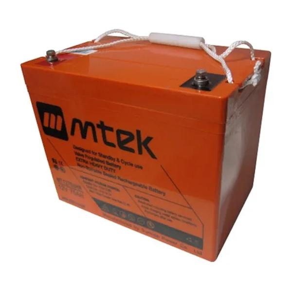 Batería Recargable 12V 3.2Ah Mtek