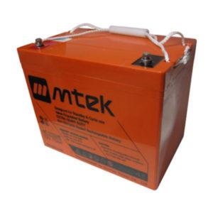 Batería Recargable Mtek ES75-12