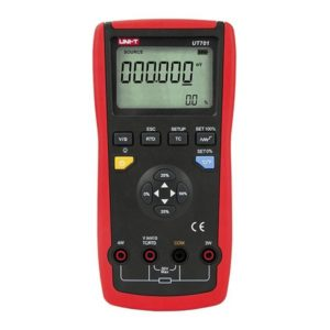 Calibrador De Temperatura Uni-Trend UT701