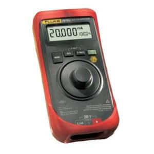 Calibrador de lazo de mA intrínsecamente seguro Fluke 707Ex