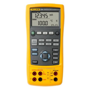 Calibrador De Temperatura F724