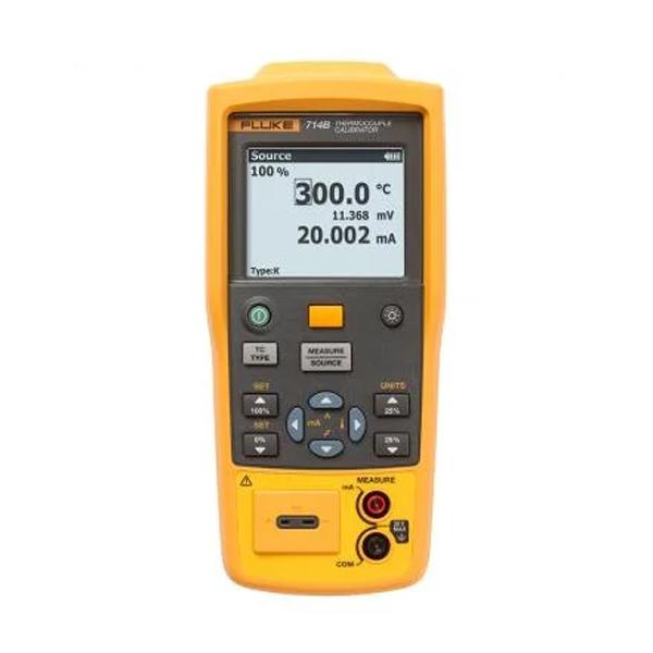 Calibrador de termopar Fluke 714B