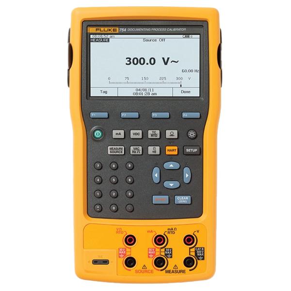 Calibrador De Procesos F754