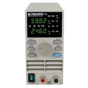 Carga Electrónica DC De 60V 30A BK Precisión 8540