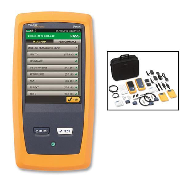 DSX-5000 CableAnalyzer ™