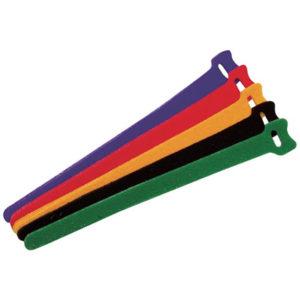 Cintas Velcro Multicolor A20COL Paquete X 15Und MS-V309