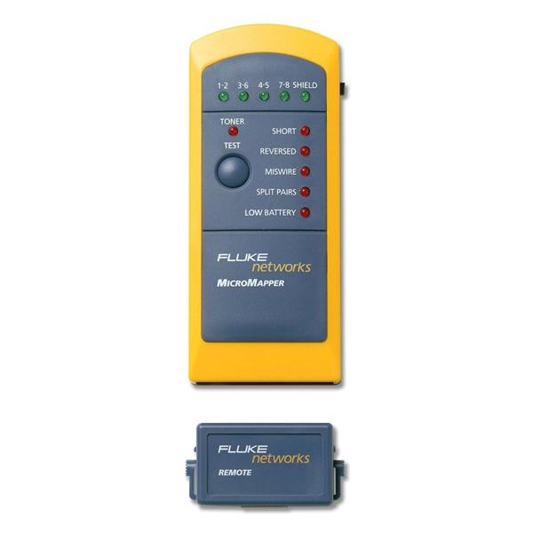 Comprobador De Cables Portátil Fluke MT-8200-49A