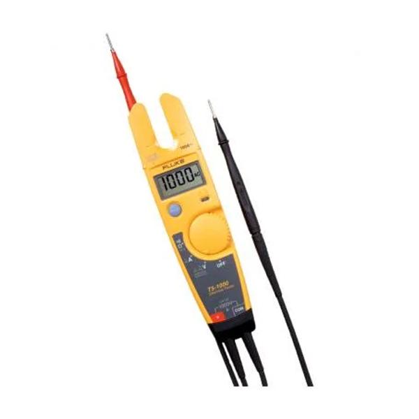 Comprobador de voltaje, continuidad y corriente Fluke T5-1000