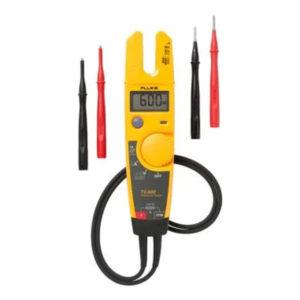 Comprobador de voltaje, continuidad y corriente Fluke T5-600