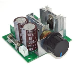 Controlador PWM 10A 12~40Vdc