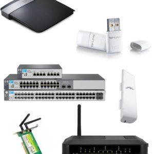 Equipos Activos de Redes