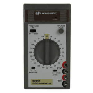 Generador De Audio BK Precision 3001