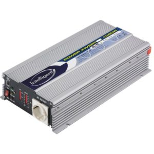 Inversor De Voltaje 1000W Onda Sinusoidal Pura y Salida Usb INV1000OP Intelligent