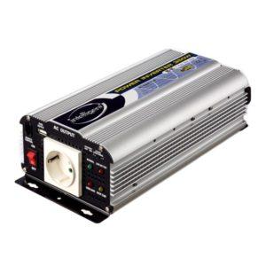 Inversor De Voltaje 350W Onda Sinusoidal Pura y Salida Usb INV350OP
