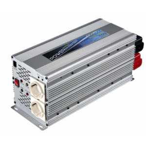Inversor De Voltaje 5000W Onda Sinusoidal Pura y Salida Usb INV5000OP Intelligent