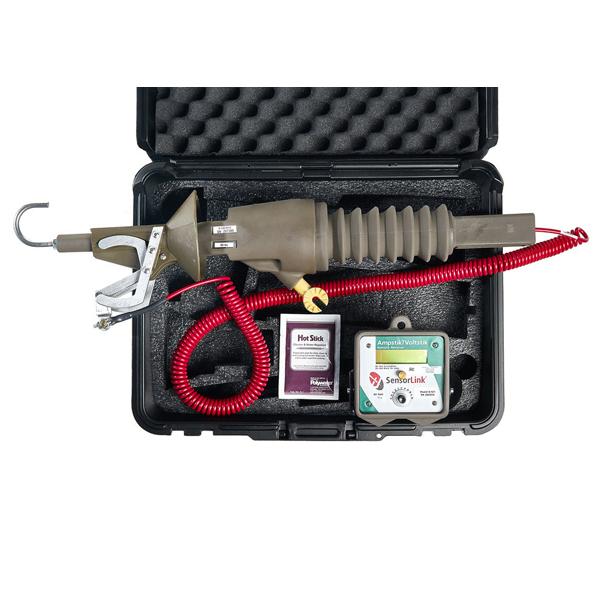 Kit Amperímetro Voltímetro 6-133