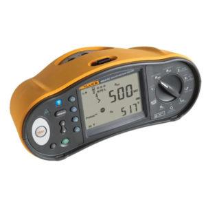 Medidor De Aislamiento F1664FC