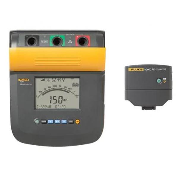 Medidor de aislamiento Fluke 1555 FC 10 kV