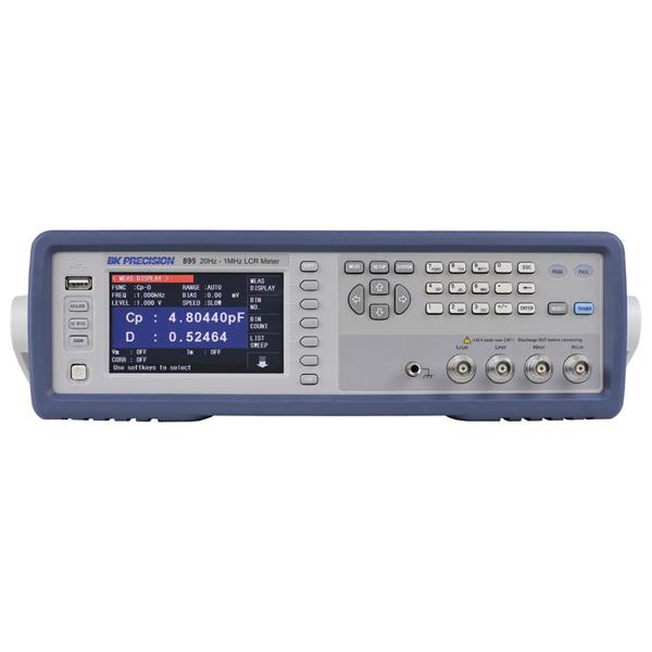 Medidor LCR De Banco BK Precision 895