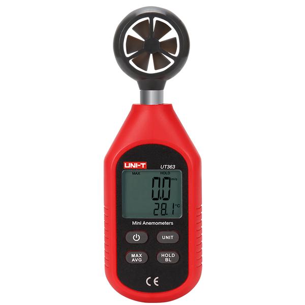 Mini Anemómetro Unit UT363