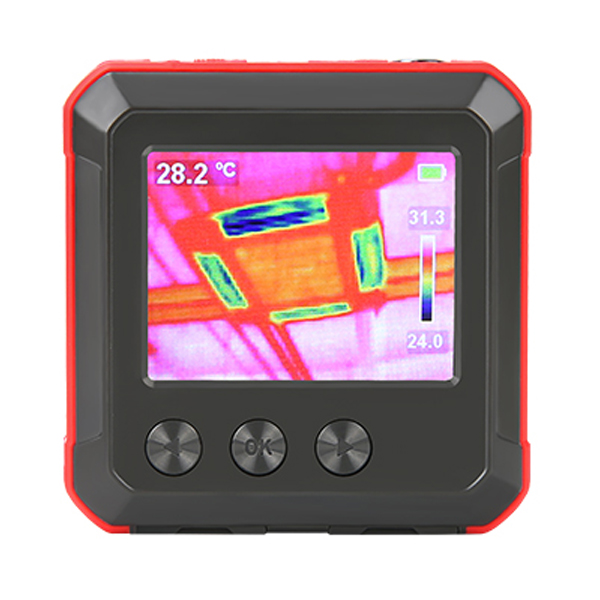 Mini Cámara Termográfica -10°C a 400℃ Resolución 80X60 Unit UTI80P;