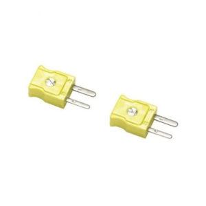 80CK-M Miniconectores macho (tipo K)
