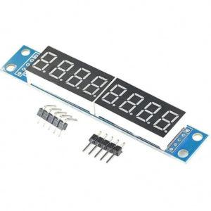 Módulo Display 8 Dígitos
