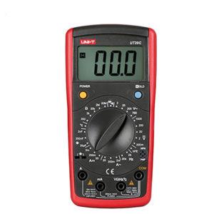 Multímetro Digital Uni-Trend UT39C