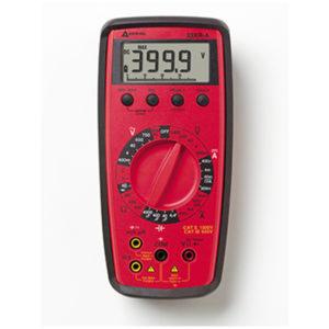 Multímetro digital Amprobe 33XR-A con temperatura