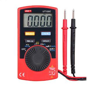 Multímetro digital de bolsillo Uni-T UT120C