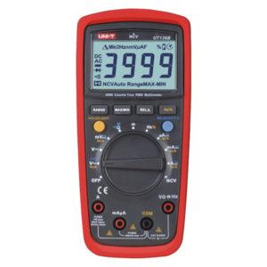 Multímetro Digital De Verdadero Valor Eficaz UT139B