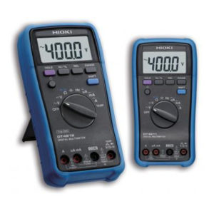 Multímetro Digital Hioki DT4212