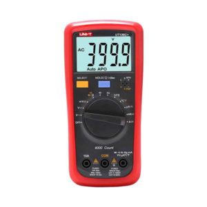 Multímetro Digital UT136C+
