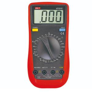 Multímetro Digital UT151C