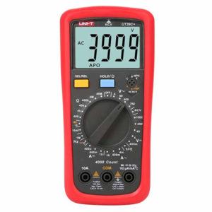 Multímetro Digital Uni-Trend UT39C+ HVACR