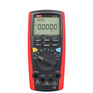 Multímetro digital UT71C