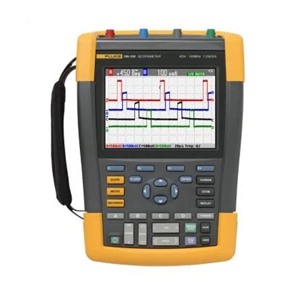 Herramienta de prueba Fluke 190-104 ScopeMeter®