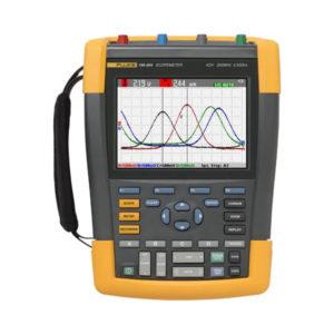 Osciloscopio Portátil Fluke F190-204/AM/S