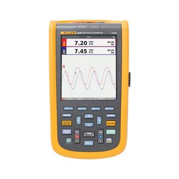 Osciloscopios portátiles industriales ScopeMeter® serie Fluke 120B