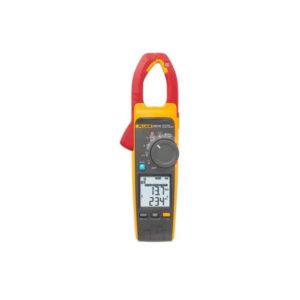 Pinza amperimétrica de CA / CC de verdadero valor eficaz sin contacto Fluke 378 FC con iFlex