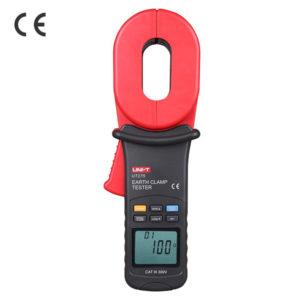 Pinza Amperimétrica Con Abrazadera Unit UT275