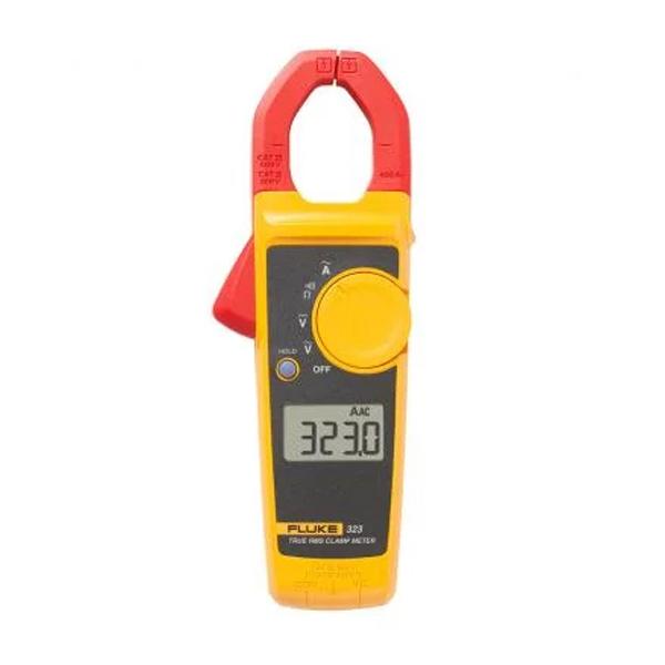 Pinza amperimétrica de verdadero valor eficaz Fluke 323