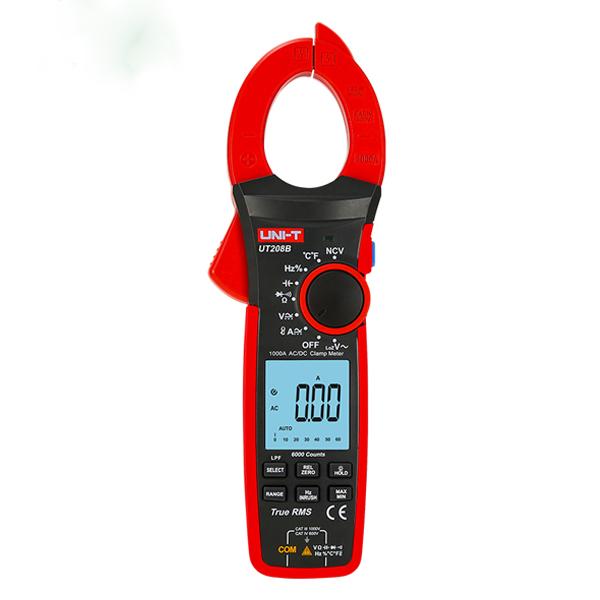 Pinza Amperimétrica Digital UT208B