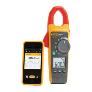 Pinza amperimétrica de verdadero valor eficaz para sistemas HVAC Fluke 902 FC