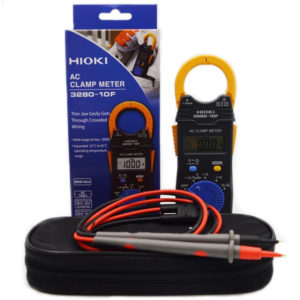 Pinza Amperimétrica Ultra Delgada Hioki 3280-10F