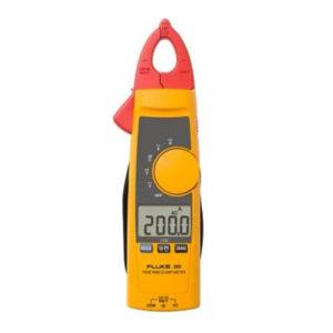 Pinza amperimétrica de CA / CC de verdadero valor eficaz con mordaza desmontable Fluke 365