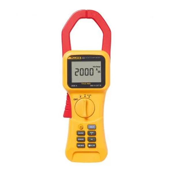 Pinza amperimétrica Fluke 353 de verdadero valor eficaz de 2000 A