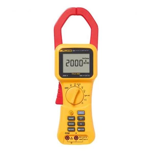 Pinza amperimétrica de valor eficaz verdadero de 2000 A Fluke 355